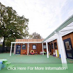 Modular buildings for education